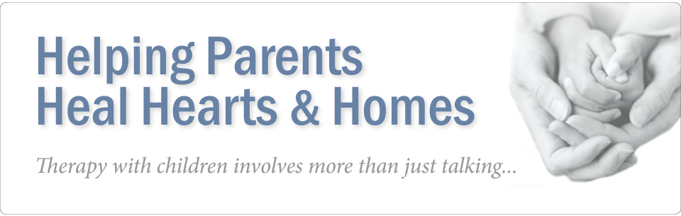 Helping Parents Heal Hearts & Homes